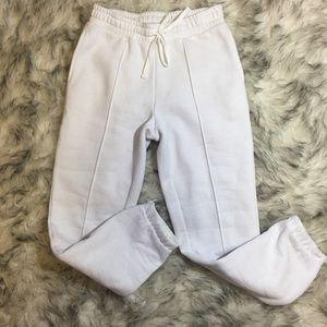 BB Dakota Pants - BB Dakota hangtime zip sweatpants